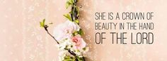 ◆◇◆ You are a crown of beauty in the hand of the Lord ◆◇◆