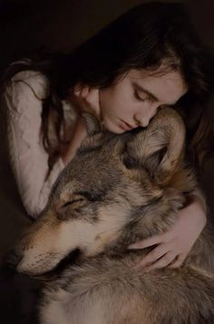 Discovered by Find images and videos about love, wolf and jacob&bella on We Heart It - the app to get lost in what you love. Story Inspiration, Character Inspiration, Animals Beautiful, Cute Animals, Wolves And Women, Wolf Love, Wolf Pictures, Fantasy Photography, Wolf Girl