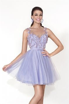 Cheap dress bling, Buy Quality dresses for pear shaped women directly from China dress romantic Suppliers: Elegant Lavender Short Prom Dresses With Beading Sheer Organza High Quality Imported Party Dress Vestidos De Formatu Best Prom Dresses, Pageant Dresses, Homecoming Dresses, Short Dresses, Party Dresses, Skater Dresses, Graduation Dresses, Bridal Dresses, Formal Dresses