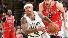 Chicago Bulls vs Boston Celtics - Full Game Highlights | March 12, 2017 ...