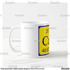 Chef periodic table word mug periodic table cate periodic table name mug urtaz Image collections