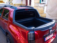 Dacia Duster Pick-Up.    http://daciaduster.org/dacia-duster-pickup-tested-in-romania/