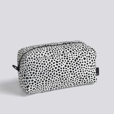 The Sandqvist Yellow Cleo Wash Bag is a classic design in polycotton with a vegetable tanned leather tab. Bold Typography, Tablet Cover, Complimentary Colors, Dots Design, Christmas Gifts For Her, Wash Bags, Cotton Bag, Vegetable Tanned Leather, Furniture Collection