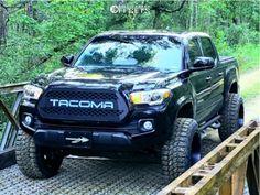 2016 Toyota Tacoma Off Road Monster Deestone Mud Clawer Toyota Trucks, Lifted Ford Trucks, Jeep Truck, Toyota 4runner, Tacoma Grill, Toyota Tacoma Off Road, Bugatti Veyron, Peterbilt, Land Rover Defender