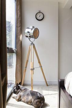 Super Endon Lighting Tripod Spotlight Floor Lamp | Home Decor  GT95
