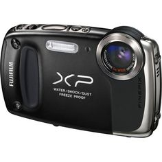 Fujifilm FinePix XP50 Digital Camera (Black) >>> You can find out more details at the link of the image.