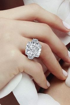 Cushion cut engagement rings can look not only modern but also vintage very popular among brides. Ready to choose an amazing ring Click Elegant Engagement Rings, Cushion Cut Engagement Ring, Perfect Engagement Ring, Diamond Wedding Rings, Bridal Rings, Diamond Engagement Rings, Diamond Rings, Solitaire Rings, Halo Engagement