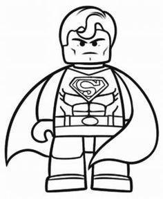 Coloriage Lego 20 Dessins à Imprimer Gratuitement Gs 3rd Bday