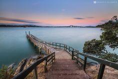 My neighbourhood. Location: Ponsonby Wharf, Wairangi Street, Home Bay, Auckland, NZ