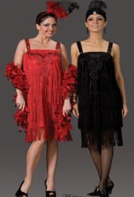 Flapper Costume #T7775.  Click the image for descriptions, prices, availability and ordering information.  All costumes are for sale or rent unless otherwise noted.  We ship worldwide, Monday through Saturday.