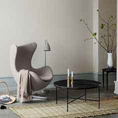 Republic of Fritz Hansen is an exclusive, international design brand whose timeless collection unites world-famous classic and contemporary furniture, lighting and accessories.