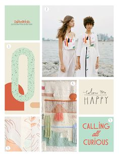 paperandcloth: Colour Me Happy!