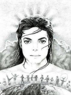 Tribute to Michael Jackson ~ ♕ The King of Pop