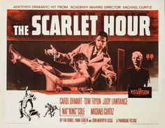 The Scarlet Hour - USA (1956) Director: Michael Curtiz