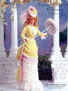 Barbie, Crochet Collector Costume Vol. 13 pattern http://knits4kids.com/collection-en/library/album-view?aid=2202&series=822&code=en#foobox-1/0/P024_01.jpg?imgmax=800