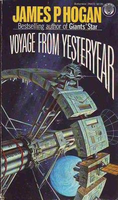Voyage from Yesteryear by James P. Hogan http://www.bookscrolling.com/award-winning-science-fiction-fantasy-books-1983/