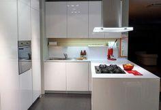 Reformar cocina - colores claros