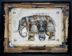 Steampunk Animal 8