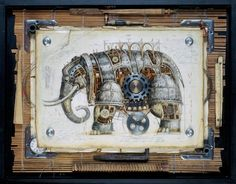 Steampunk Animal 8