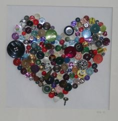 Made from buttons inherited