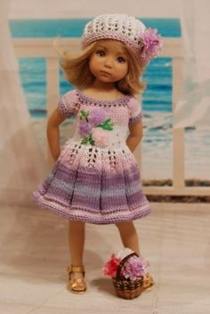 """OUTFIT for Dianna EFFNER LITTLE DARLING 13"""""""