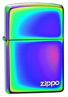 Zippo Spectrum with Logo Pocket Lighter