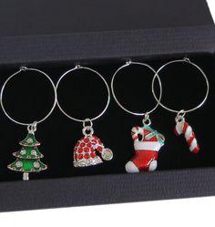 Glasmarkierer 6er Set Weihnachten Light Siam | Glasmarkierer online kaufen