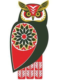 Owl by Kate McLelland
