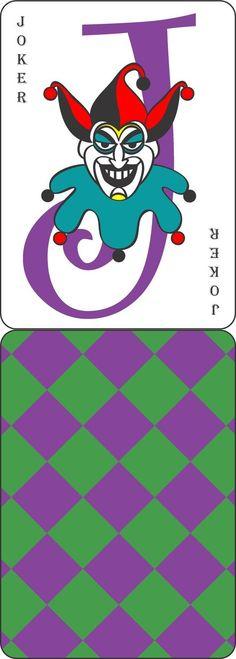 Joker Card by GrayskullPrime