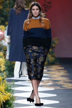 Jorge Vazquez 2017-2018 Fall/Winter Mercedes-Benz Fashion Week Madrid