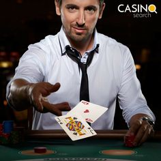 Many newcomers make mistake in blackjack, want to reach In fact, your goal is only to defeat the dealer. Casino Card Game, Making Mistakes, Online Casino, Card Games, Playing Cards, Facts, Goals, Learning, Make Mistakes