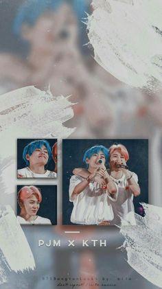 Jimin and V Bts Taehyung, Bts Bangtan Boy, Hoseok Bts, Bts K Pop, Bts Vmin, Bts Maknae Line, Vkook, Bts Backgrounds, Bts Wallpaper