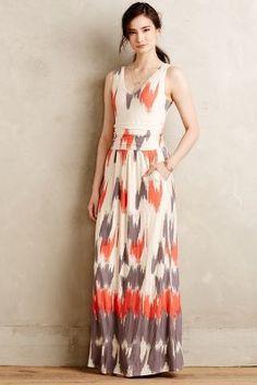 Maeve Sabine Maxi Dress