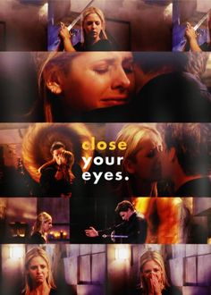 This episode will ALWAYS make me cry. Although not as much as the Angel ep where he is human for a day. UGH.