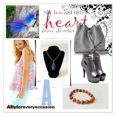 """""""AFLYFOREVERYOCCASION #9"""" by nizaba-haskic ❤ liked on Polyvore featuring Lilly Pulitzer, WALL and Lancaster"""
