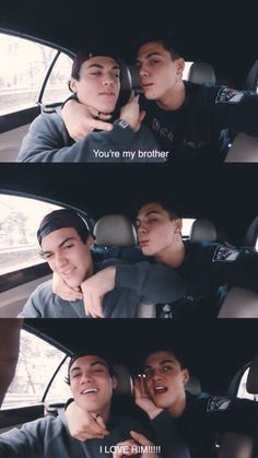 my absolute favorite video of theirs. go visit their YouTube channel: Dolan Twins