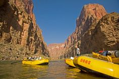 Grand Canyon Rafting Tours; Grand Canyon Whitewater Rafting; O.A.R.S.