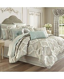 Croscill Captain S Quarters 4 Pc Bedding Collection Reviews Bedding Collections Bed Bath Macy S En 2020 Dormitorios