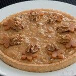 Se surpreenda com a união de deliciosos sabores nessa Torta de Estrogonofe de Doce de Leite e Nozes.  http://xamegobom.com.br/receita/torta-de-estrogonofe-de-doce-de-leite-e-nozes/