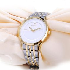 Luxury Simple Gold Men Quartz Watch