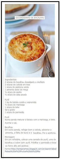 Kirk christian christian4767 on pinterest 3 escondidinho de bacalhau international food recipes forumfinder Image collections