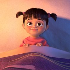 Boo Bass (Monsters, Inc. Remix) Composition using sounds from Disney Pixar's 'Monsters, Inc. Pixar Characters, Pixar Movies, Disney Movies, Disney Pixar, Disney Quiz, Monsters Inc Boo, Pixar Theory, Romantic Gif, Love Monster