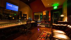 More Information Recording Studio Wallpapers