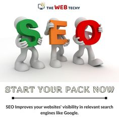 The need for eCommerce and online engagement is continuously accelerating. People want to grow their business online and want more customers for their business globally. SEO (search engine optimization) is the best procedure to improve your websites' visibility on search engines with organic traffic. Contact us for more details: thewebtechy@gmail.com +91 7087550539 Best Seo Company, Digital Marketing Services, Search Engine Optimization, Ecommerce, Online Business, Improve Yourself, Website, Hacks, Organic