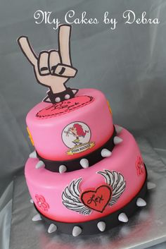 Rocker Cake