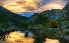 beautiful landscapes hd Wallpaper HD Wallpaper