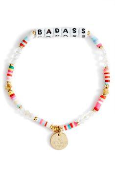 Pony Bead Bracelets, Friendship Bracelets With Beads, Word Bracelets, Rave Bracelets, Jewelry Bracelets, Making Bracelets, Candy Jewelry, Women's Bracelets, Summer Bracelets
