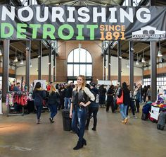 """Nourishing Detroit Since 1891."" Have you read my blog (Link in bio) on  @allthingsdet yet??  These talented  vendors (tagged) caught my attention and they'll catch yours too! : @emjoanne13 #detroitmi #detroitfashion #detroitblogger #detroitdesigner #designer #fashiondesign #fashiondesigners #modeling #detroitmodel #michiganmodel #fashionmodel #editorialmodel #modellife #fashionblog #fashionbloggers #blog #blogger #blogging #bloggerlife #bloggersgetsocial #michiganblogger #midwestblogger…"