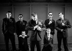 #Groomsmen Photo #Weddings #Gettingmarried #GQ #Dapper #HannahMaiselPhotography hannahmaiselphotography.com