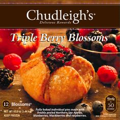Triple Berry Blossoms®